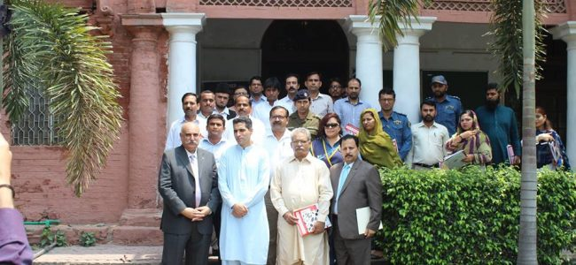 TOBACCO CONTROL LEADERSHIP AT LAHORE: A HEART OF PAKISTAN