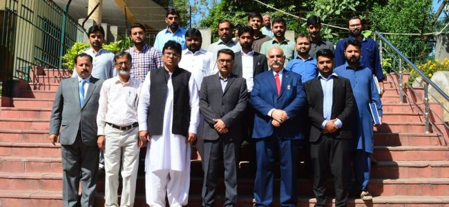 PARKS & HORTICULTURE AUTHORITY (PHA) RAWALPINDI INAUGURATED TOBACCO SMOKE FREE FACILITY