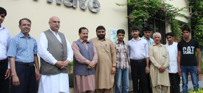 HOTEL ORNATE ISLAMABAD INAUGURATED AS TOBACCO SMOKE FREE FACILITY