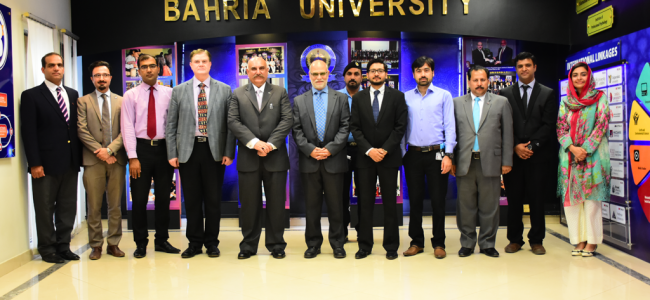 Memorandum of Understanding (MoU) on tobacco control signed with Bahria University