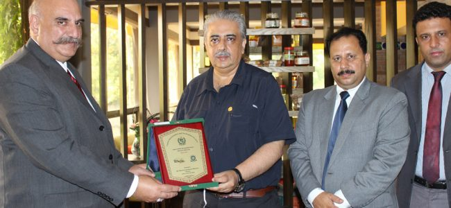 Behbud Café, authentic Café in Islamabad, inaugurated as tobacco – smoke free facility